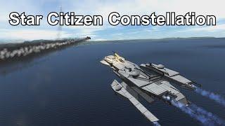 KSP - Star Citizen Constellation