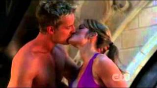 Smallville - 6x10 - Hydro - Lois and Oliver work out