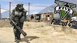 getlinkyoutube.com-GTA V PC MODS - Fallout En Los Santos !! OMG - Fallout MOD GTA 5 - ElChurches