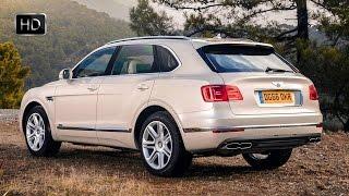 getlinkyoutube.com-2017 Bentley Bentayga Luxury Diesel SUV Exterior - Interior Design & Driving Footage HD