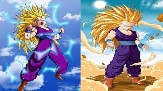 getlinkyoutube.com-Dragon Ball Heroes M.U.G.E.N v3 (Hi-Res) Transformations + Download link