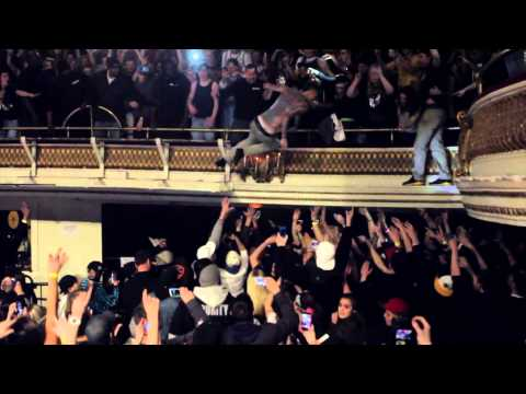 Machine Gun Kelly - We're Not In Kansas Anymore : Lace Up Tour 2013