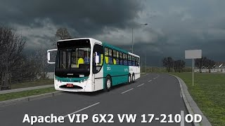 getlinkyoutube.com-OMSI 2 - Apache VIP 6X2 VW 17-210 OD [+DOWNLOAD]