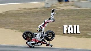 getlinkyoutube.com-AMAZING FAIL & CRASH COMPILATION OF MOTORCYCLE - BEST EVER COMPILATION !!!