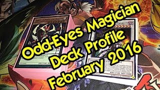getlinkyoutube.com-Yu-Gi-Oh! February 2016 Odd-Eyes Magician Deck Profile