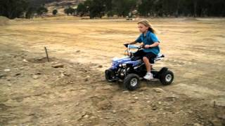 getlinkyoutube.com-kidQuad 49cc \ NewAgeVehicles.com.au