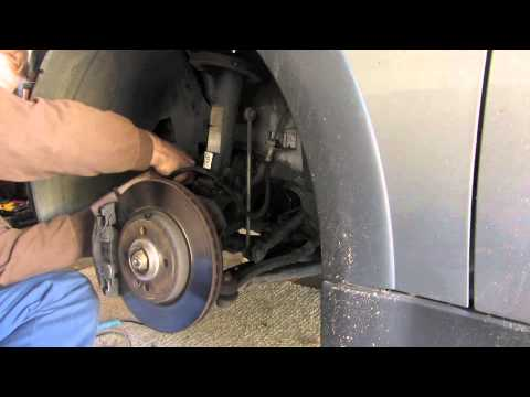 Step 5 of 6 - Mini Cooper Wheel Speed (ABS) Sensor Replacement
