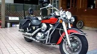 getlinkyoutube.com-kawasaki VwLCan V CLASSIC 1500 バルカンクラシックツアラー