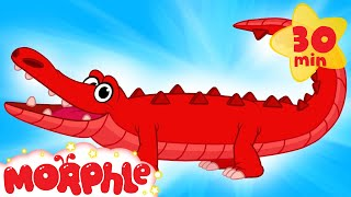 My Red Alligator - My Magic Pet Morphle Videos For Kids