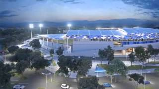 getlinkyoutube.com-Nuevo Estadio Nacional de Nicaragua Baseball