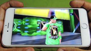 getlinkyoutube.com-IPHONE 6 PLUS WWE 2K GAMEPLAY