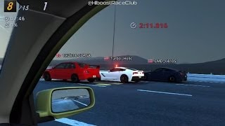 getlinkyoutube.com-Gran Turismo 6 | 400-~1500HP Cars Highway Racing | Evos, Hondas, Supra, GTRs, Cobra, Charger & More