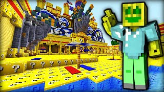 getlinkyoutube.com-Am LUCKYSTRAND - Minecraft LUCKY Survival Games 6 [Deutsch/HD]