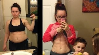 T25 INSANITY P90X BEACHBODY TRANSFORMATION - THE FIT DYNASTY