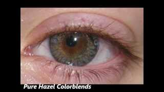 getlinkyoutube.com-Freshlook Colored Contacts Review - Part 2