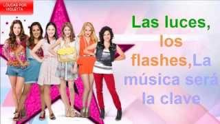 getlinkyoutube.com-Alcancemos Las Estrellas Violetta letra