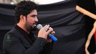 احمد الساعدي 2016 الحفل التأبيني ل شهداء سرايا السلام  يمه الولد مطرت حزن