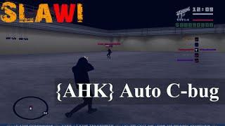 """getlinkyoutube.com-[SA:MP 0.3.7] ● AHK Auto-Cbug by Slawi """"No More Ban""""  ● [Download Link]"""