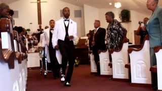 """getlinkyoutube.com-Dallas and Davis Funeral Services - """"Prestigious Service"""" - Mr. Hermon Coleman"""