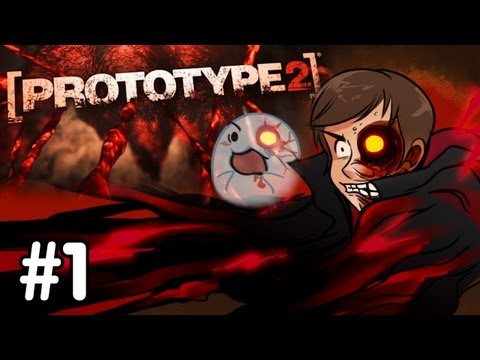 Prototype 2 Walkthrough Part 1 - MERCER VS. HELLER!! (Xbox 360/PS3/PC HD  Gameplay & Commentary)