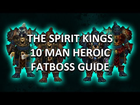 The Spirit Kings 10 Man Heroic Mogu'Shan Vaults Guide - FATBOSS