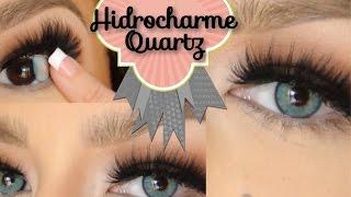 "getlinkyoutube.com-Paranalentes Solotica HIDROCHARME QUARTZ ""Closer Look"" Series"