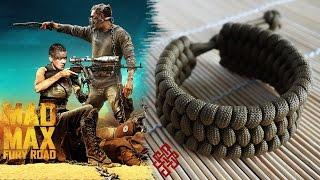 getlinkyoutube.com-How to Make a Mad Max Trilobite Paracord Bracelet Tutorial
