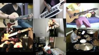 getlinkyoutube.com-[HD]Hakuouki Reimeiroku ED [Hana no Atosaki] Band cover