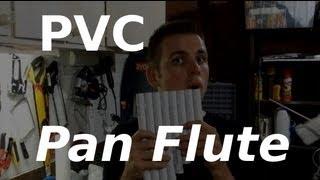 Fast Hacks #11 - Build a PVC Pan Flute