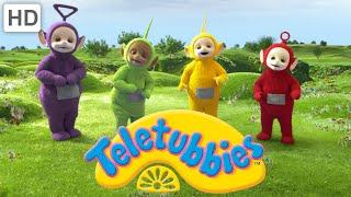 getlinkyoutube.com-Teletubbies: Making Friends – Say 'Eh-Oh'! (New Series)