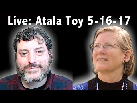 🔴 LIVE: Atala Dorothy Toy - How To Photograph Nature Spirits -  5-16-17 - 8:00pm EST