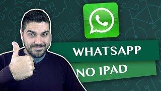 getlinkyoutube.com-WhatsApp no iPad com iOS 8 - Tutorial SEM Jailbreak - PT-BR