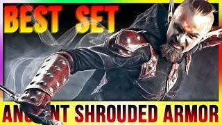getlinkyoutube.com-Skyrim Best Assassin Armor – Ancient Shrouded Armor LOCATION WALKTHROUGH  Build