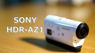 getlinkyoutube.com-【SONY HDR-AZ1 : Unboxing & Test】ソニーの軽量小型アクションカムを開封&撮影テストしました