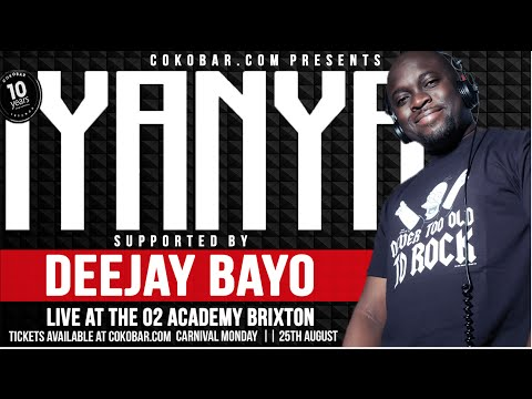 Dj Bayo Mix For CokoBar 10th Year Anniversary Conc