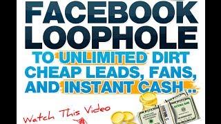 getlinkyoutube.com-1 Cent FB Clicks Reloaded Review | How to Get 1 Cent Facebook Clicks | Youtube