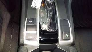 getlinkyoutube.com-Review of the 2016 Honda Civic EX 1.5 Turbo