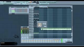 getlinkyoutube.com-Как сделать Nu Disco в FL STUDIO