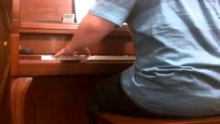 getlinkyoutube.com-Legend Of Korra/Jeremy Zuckerman- Red Lotus Theme( Piano Cover) WITH SHEET MUSIC IN DESCRIPTION!