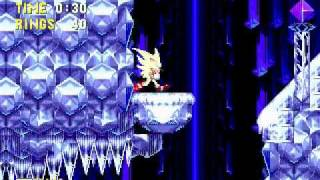 getlinkyoutube.com-TAS Sonic & Knuckles Sonic the Hedgehog 3 GEN in 55:48 by marzojr