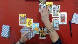 getlinkyoutube.com-Tirada Extendida - Sagitario - Paula Sundein