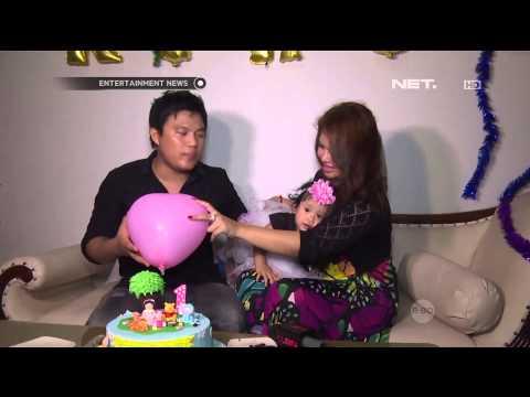 Posan Winner rayakan ulang tahun anak pertama
