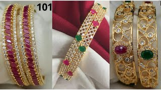 Online E-BOUTIQUE / 1 gm gold bangles jewelry with price