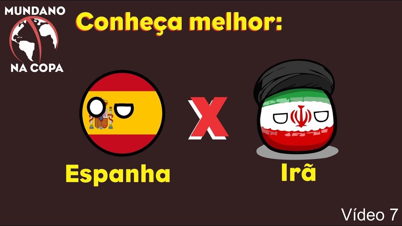 Mundano na Copa #7 – Irí x Espanha