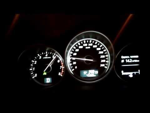 Mazda CX-5 2.5 0-100 7.9
