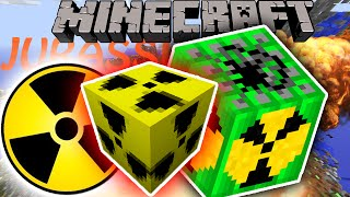 getlinkyoutube.com-NÜKLEER TNT İLE LABORATUVARI PATLATTIK ! - Minecraft : Jurassic Craft - FİNAL