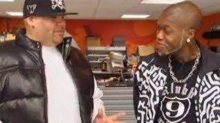 getlinkyoutube.com-Djibril Cisse - Pimp My Ride International with Fat Joe