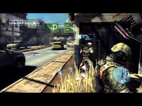 Ghost Recon Future Soldier - Multiplayer Sneak Peek [UK]