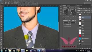 getlinkyoutube.com-تركيب وجه على بدلة رسمية درس استوديوهات فوتوشوب