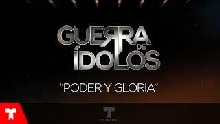 Guerra de Ídolos | Poder Y Gloria (Audio) by Alejandro de la Madrid/ Fernando Carrera/ Alex Garza